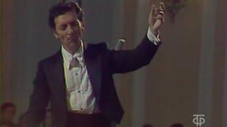 Yuri Temirkanov Conducts Tchaikovsky Symphony No. 6   Video 1983