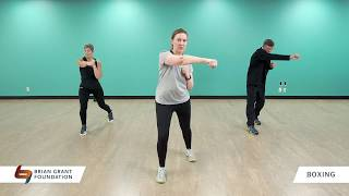 Parkinson's Exercise: Boxing (8 Minutes)
