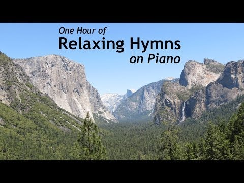 One Hour Of Relaxing Hymns On Piano Mp3