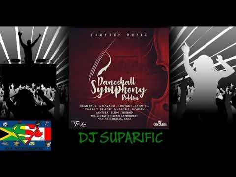 Download Dancehall Symphony Riddim Mix Feb 2018 Sean Paul Jahmiel M