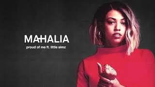 Musik-Video-Miniaturansicht zu Proud of Me Songtext von Mahalia feat. Little Simz