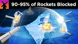 How Israel Blocks 95% of Enemy Missiles thumbnail