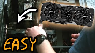 How to Install a Graphics Card into a Desktop PC