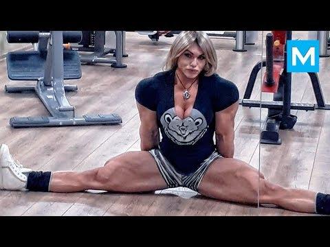 , title : 'Biggest Russian Female Bodybuilder - Nataliya Kuznetsova | Muscle Madness'
