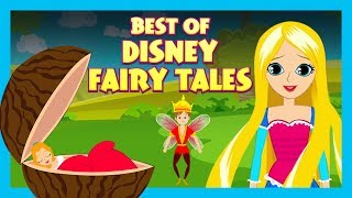 Best Of Disney Fairy Tales|Tia And Tofu Storytelling| Moral And Learning Stories In English For Kids
