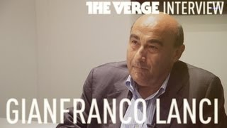 Gianfranco Lanci on PC evolution and the Microsoft Surface threat - IFA 2012 thumbnail