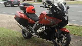 2014 BMW K 1600 GT Sport Motorcycle Specs, Reviews, Prices