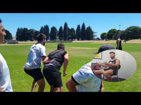 Player Profile -Willis Hopwood. Academy Member 2017