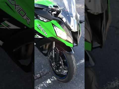 2012 Kawasaki ZX1000R NINJA in Greenbrier, Arkansas - Video 1