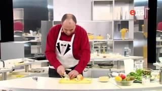 Отбивная из куриной грудки в кляре рецепт от шеф-повара / Илья Лазерсон / русская кухня