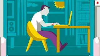 Good Ergonomics - Correct Computer Posture
