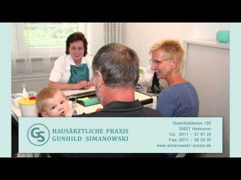 Die stationäre Klinik der Behandlung der Wirbelsäule