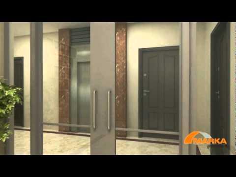 Marka Evleri 2. Etap Videosu