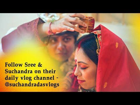 Wedding video of Sree and Suchandra | Lesbian Indian Wedding in Kolkata