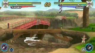 UNH3 Ad-Hoc Party Casuals Ichipoo (Sasuke) vs MikelCougarz (Hidan) 8/3/2010