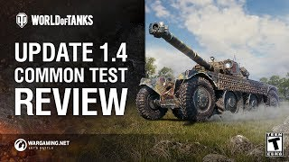 Update 1.4: Common Test Review