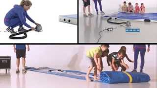 Spieth Gymnastics Airtrack Superior III