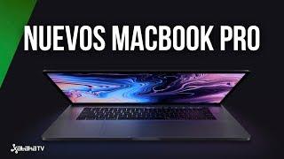 Nuevos MacBook Pro
