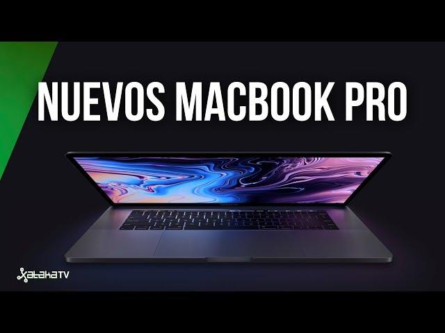 Nuevos MacBook Pro: TODAS las NOVEDADES