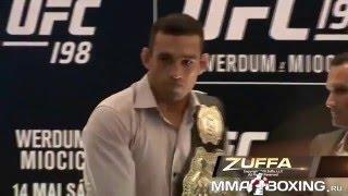 Лучшие моменты пресс-конференции к UFC 198