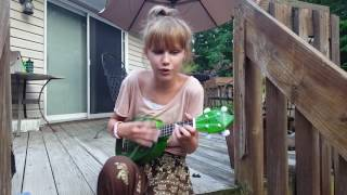 Grace VanderWaal   Ex's & Oh's Cover By Ellie King