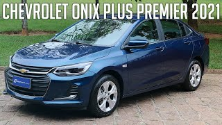 Avaliação: Chevrolet Onix Plus Premier 2021