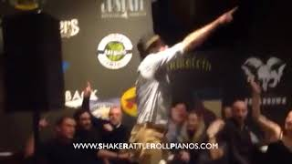 Shake Rattle & Roll Dueling Pianos Video of the Week - Livin on a Prayer!