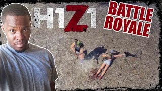 SURROUNDED ON ALL SIDES! - Battle Royale H1Z1 Gameplay  | H1Z1 BR Gameplay