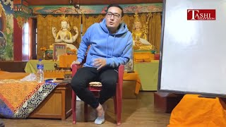 Basics On Himalayan Buddhist Art By Tulku Jamyang | Tashi Television |