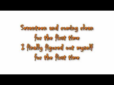 Green Day - Coming Clean lyrics