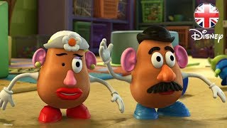 TOY STORY 3 | Playtime Clip | Official Disney Pixar UK