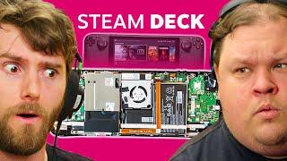 What Was Valve Hiding? - Steam Deck Teardown Reaction