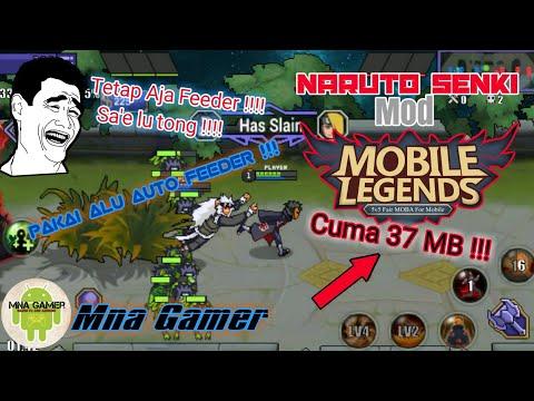 Download Naruto Senki Mod Mobile Legend Terbaru 2019 | KASKUS