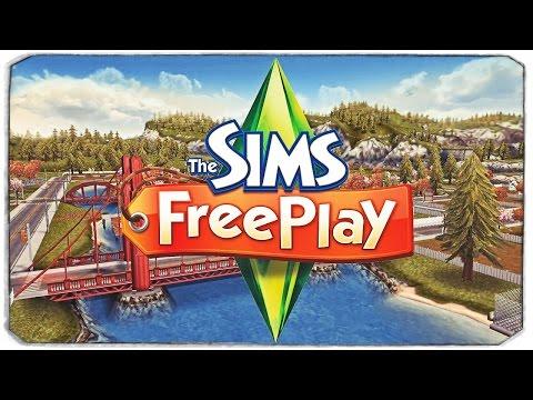 THE SIMS FREEPLAY: Поиграем?