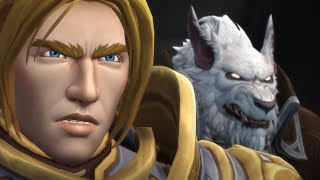 [Spoiler] Lordaeron Throne Room Confrontation – Alliance
