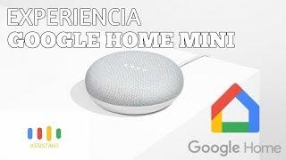 Google Home Mini en España