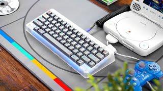 My Favorite Keyboard Build Yet! Iced RAMA Kara