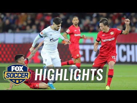 Bayer Leverkusen vs. FC Schalke 04 | 2019 Bundesliga Highlights