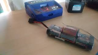 How recover a traxxas power cell nimh battery