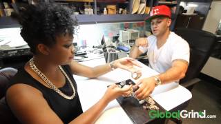 The New Kid On The Rock: Hip Hop Meets Their New Jeweler, Mr. Flawless