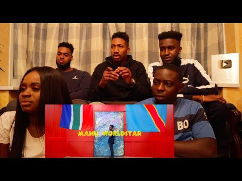 🇿🇦🇨🇩Manu Worldstar - NaLingi ( REACTION VIDEO ) ||  #UbuSpotlight 🇿🇦🇨🇩|| @Manu_WorldStar