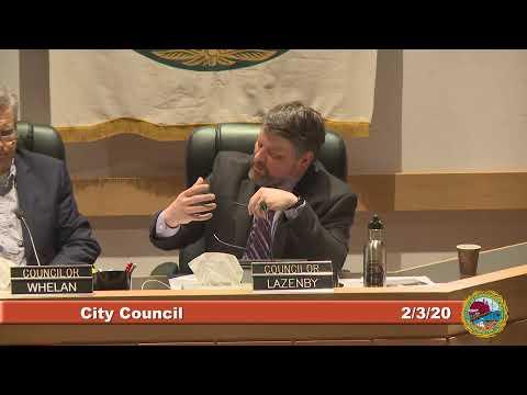 City Council 2.3.2020