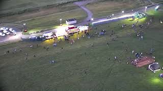 Stonehenge Summer Solstice 2019 daylight Drone Footage from Wiltshire Police