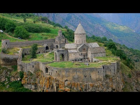 армянская церковь - храмы Армении  ARMENIA