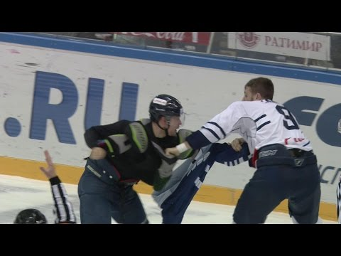 Misha Fisenko vs. Thomas Larkin