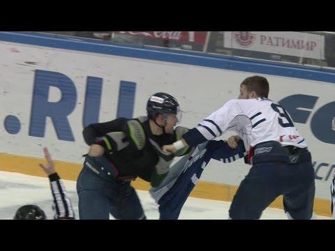 Misha Fisenko vs. Thomas Larkin