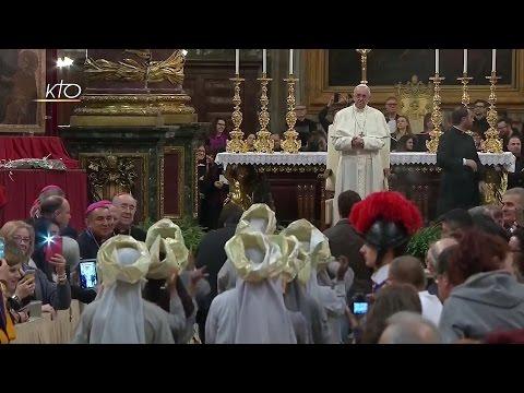 Veillée de prière du Pape avec les jeunes de Rome
