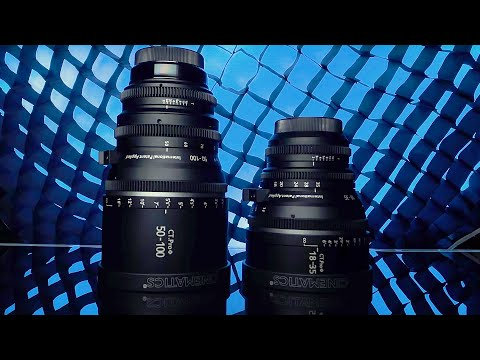 REAL Cine Zoom Lenses FOR CHEAP!!! (Part 1) Unboxing INCREDIBLE lenses from CHINA!