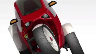 Concept leaning trike - Free video search site - Findclip Net