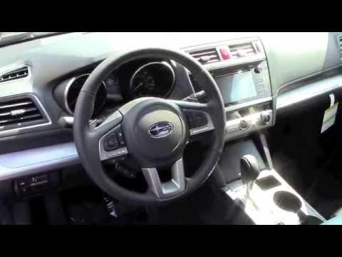 Review : 2015 Subaru Legacy